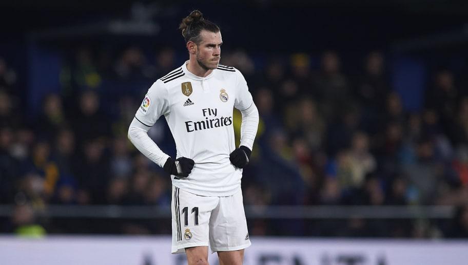 Kisah Gareth Bale di Real Madrid