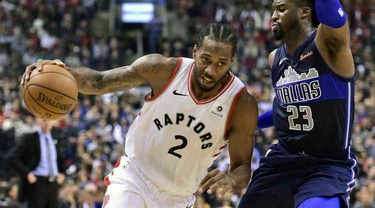 Aksi gila Leonard, Raptor masuk semifinal wilayah timur NBA