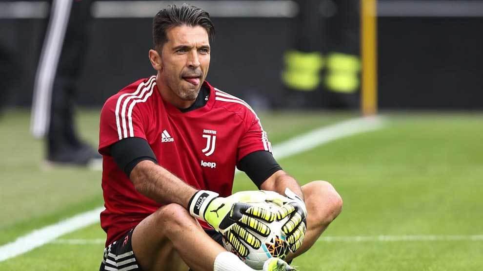 Kiper Cadangan Juventus